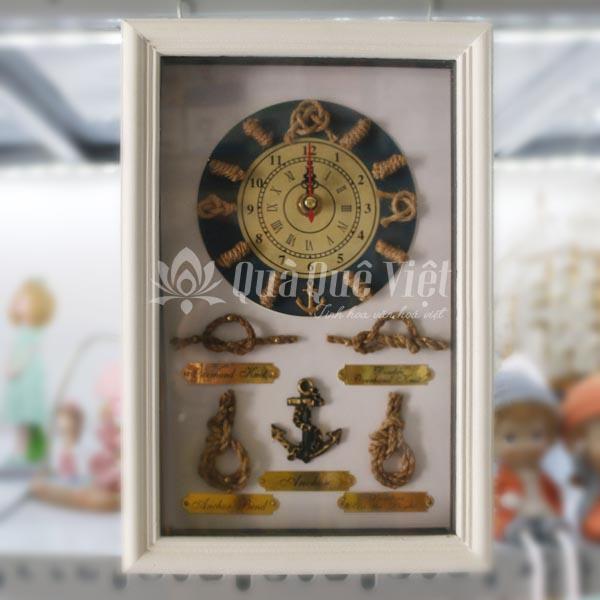 Đồng Hồ Treo Tường Phong Cách Cổ Điển Vintage DH02