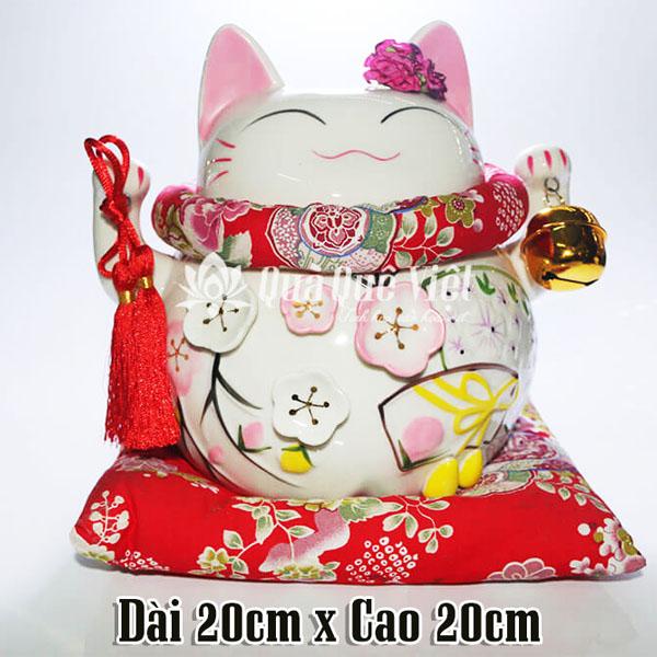 Mèo Thần Tài, Mèo May Mắn Size Lớn