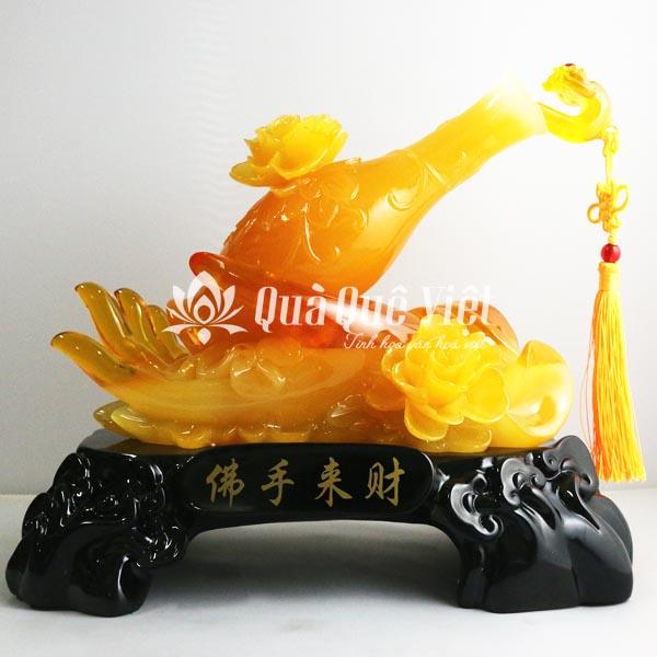 Bàn Tay Phật Nâng Bình Tịnh Thuỷ